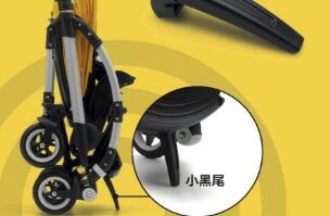 Bugaboo bee系列配件Self-stand小黑尾全新发布