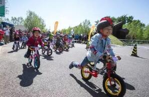 艾思德尔将于大族广场举办儿童平衡车大赛