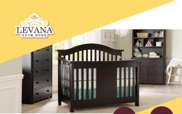 Levana莉娃娜婴儿床:明星级品质 妈妈级标准