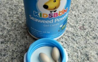 三月长高黄金期,孩子需要小鹿邦邦海藻钙