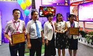 实力不凡,圣元参展妇儿产业博览会并获七个大奖