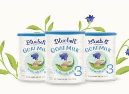 Bluebell宝乐贝儿登陆天猫国际首日斩获婴幼儿羊奶粉单品销售额TOP1