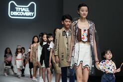 Tmall Discovery打造儿童时装秀,一场凭想象力而造的视觉盛宴